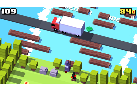 TouchArcade Game of the Week: 'Crossy Road' | TouchArcade