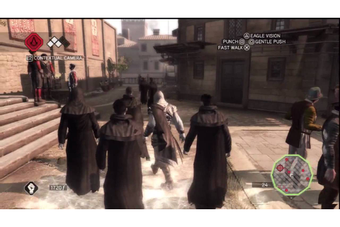 Assassins Creed 2 - Gameplay - PS3 HD - YouTube