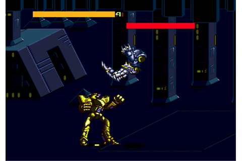 Download Cyborg Justice (Genesis) - My Abandonware