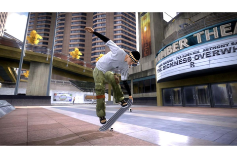 Tony Hawk's Proving Ground demo out now | GamesRadar+