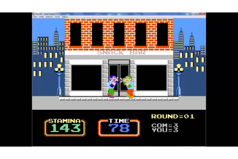 Urban Champion NES gameplay - Remember classic arcade ...
