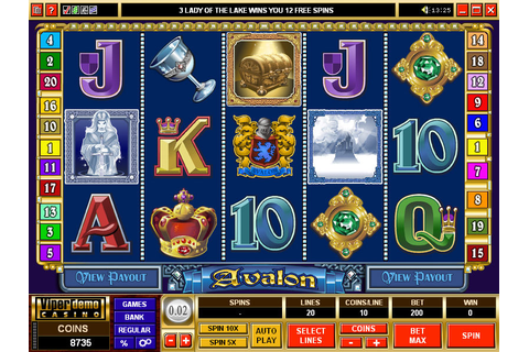 Avalon Slots Game Review 2018 - Play It Free Here!