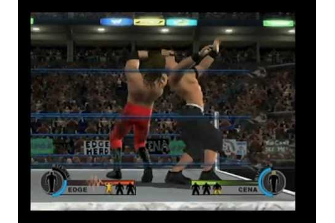 WWE Day of Reckoning 2 Gamecube Gameplay - Edge VS John ...