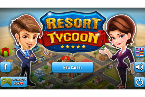 guide resort tycoon game