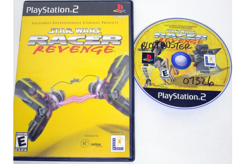 Star Wars Racer Revenge game for Playstation 2 | The Game Guy