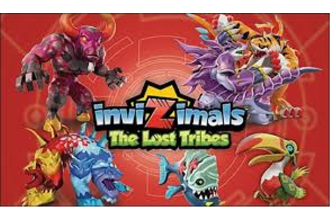 Invizimals: The Lost Tribes | Invizimals Wiki | FANDOM ...