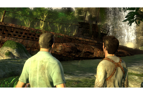 Retrospective: Uncharted Drake's Fortune – The Best ...