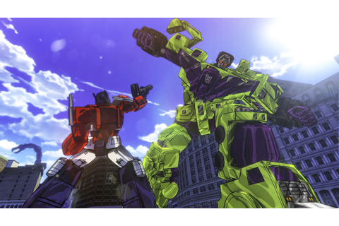 Transformers: Devastation - PS4 Review | Chalgyr's Game Room