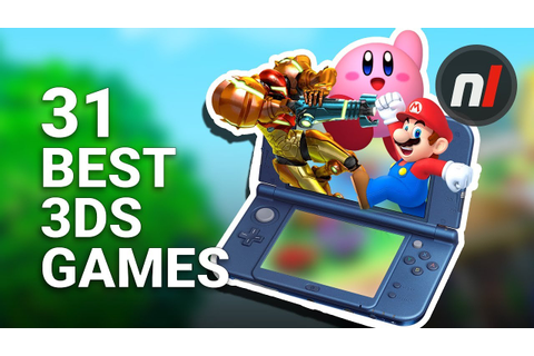 31 Best Nintendo 3DS Games of All Time - 2018 Edition ...