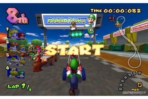 Mario Kart Double Dash Download Game | GameFabrique