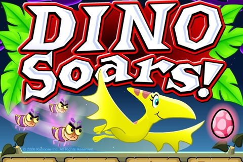 Dino Soars Game - Animal games - Games Loon