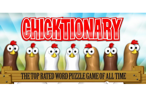 Download Chicktionary - v 1.5 APK ~ 101 Android Brain and ...