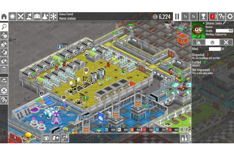 The Spatials: Galactology Free Download (Early Access) PC ...