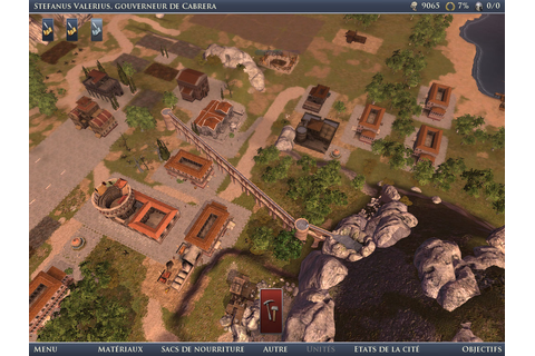 Grand Ages: Rome Screenshots for Windows - MobyGames
