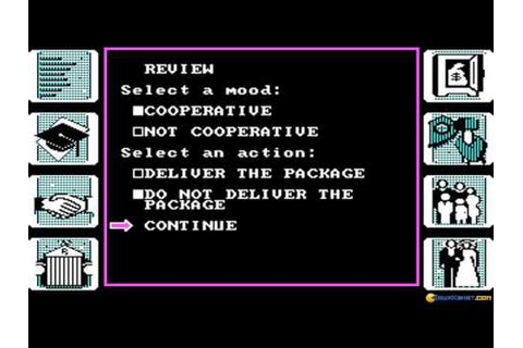 Alter Ego - Female gameplay (PC Game, 1986) - YouTube