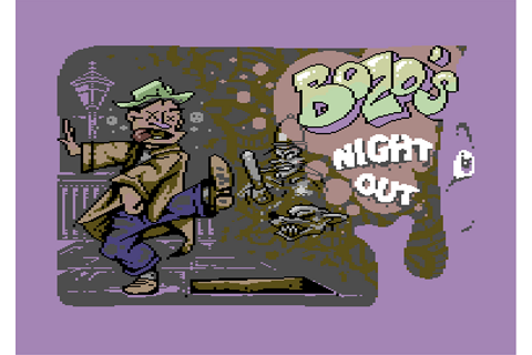 Bozo's Night Out - C64-Wiki
