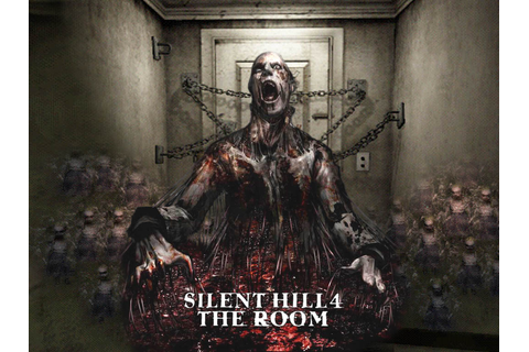 Pretty Cool Games: SILENT HILL 4: THE ROOM!