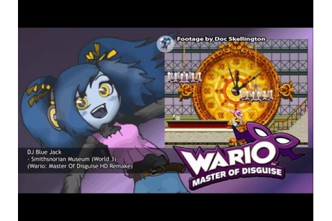 Wario: Master Of Disguise [Remix] - Smithsnorian Museum ...