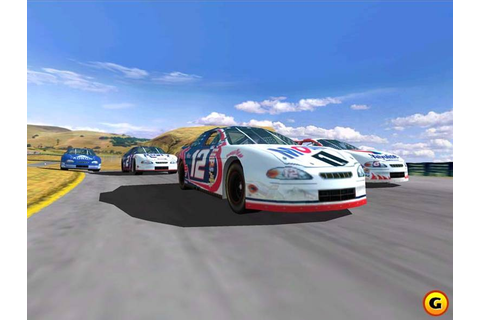 IGCD.net: Vehicles/Cars list for NASCAR Racing 4