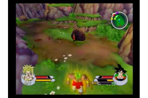DBZ PS2 Game Retrospective Part 4 Dragon Ball Z Sagas ...