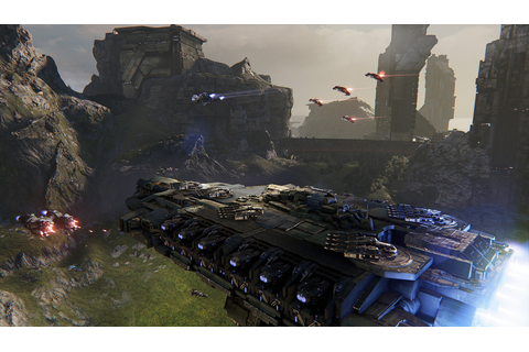 Dreadnought offers tactical battles with Battlestar ...