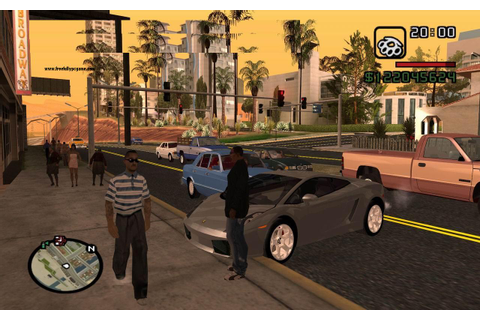 Grand Theft Auto San Andreas Pc Game Download Full Version ...