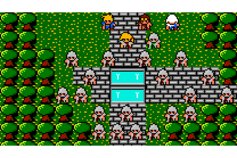 Untold Story is an NES-style, turn-based, RPG made by a ...