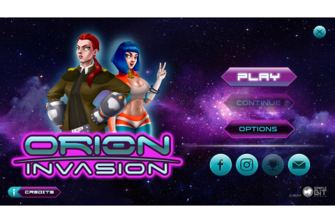 Orion Invasion by Simple Bit Games