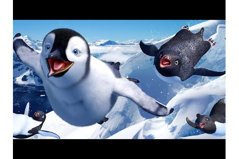 Happy Feet All Cutscenes | Full Game Movie (Wii, PS2, PC ...
