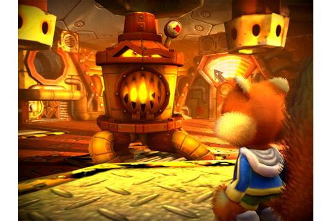 Conker: Live & Reloaded | The RWP