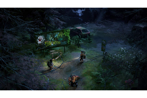 Mutant Year Zero: Road to Eden headed to the Nintendo ...