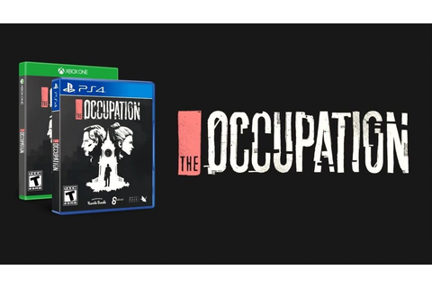 Humble Bundle's 'The Occupation' Gets New Game Trailer ...
