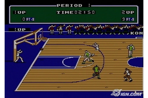 Double Dribble Screenshots, Pictures, Wallpapers - Wii - IGN
