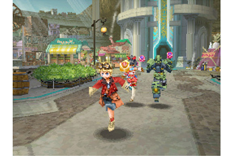 Phantasy Star Zero | RPG Site