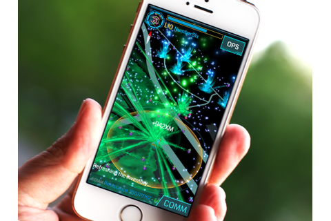 Ingress, Google's augmented reality game, hits iPhone and ...
