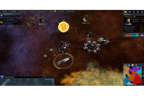 Review: Galactic Civilizations III + Intrigue Expansion ...