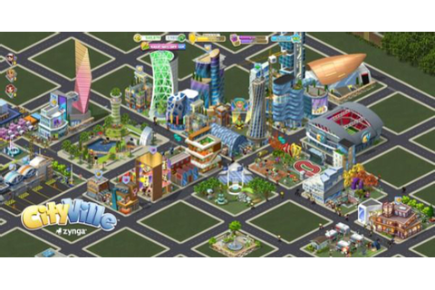 Zynga's CityVille Expands Into Downtown [EXCLUSIVE]