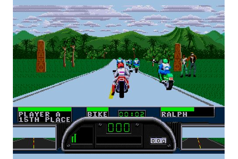 Road Rash 2 Game Free Download - asimBaBa | Free Software ...