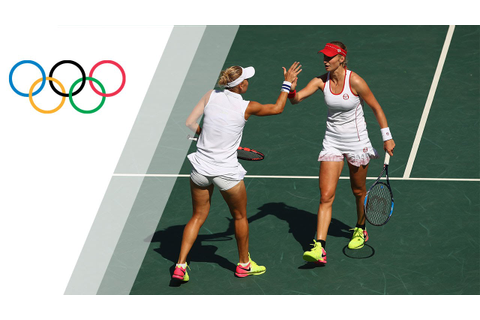 Rio Replay: Women's Tennis Doubles Final Match - YouTube