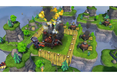 Sky Clash: Lords of Clans - Game Play for STEAM COMMUNITY ...