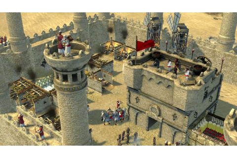 Stronghold Crusader 2 - Skirmish Trailer - YouTube