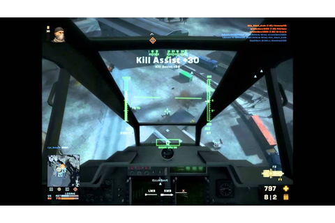 Attack Chopper Game Play BattleField Play 4 Free (Airwolf ...
