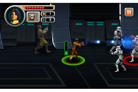 Star Wars Rebels - Strike Missions - Movies TV games ...