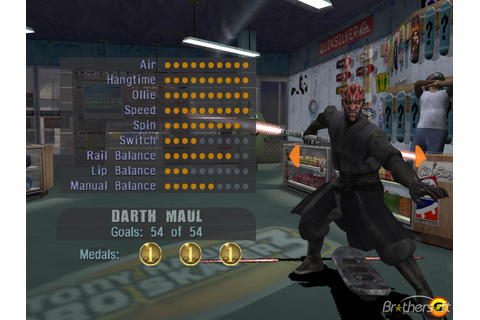 Download Software Gratis !: Download Game Tony Hawk's Pro ...