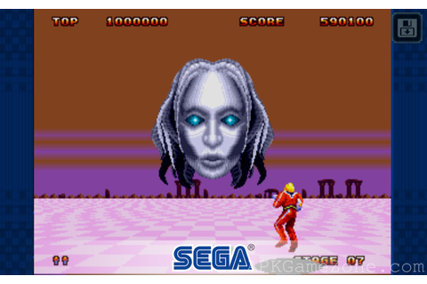 Space Harrier II Classic : Full Game Unlock Mod : Download ...