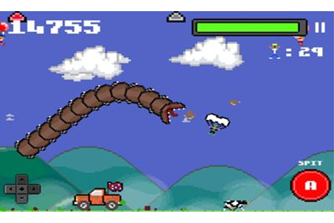Super mega worm for Android - Download APK free