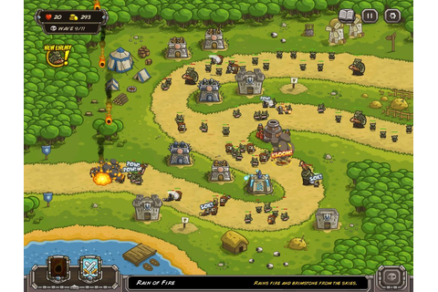 Kingdom Rush - Educational Game Review in 2020 | Best ipad ...