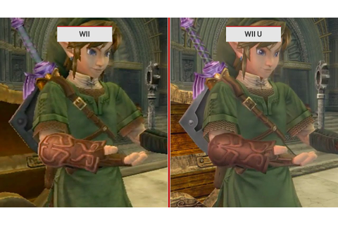 The Legend of Zelda: Twilight Princess HD Graphics ...