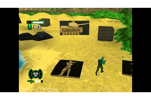 Army Men - Green Rogue - Omega Soldier Walkthrough Teaser ...