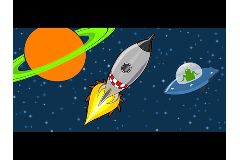 Rocket Games for Kids - YouTube